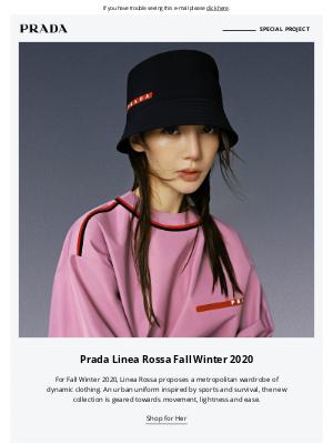 Prada - Prada Linea Rossa Fall Winter 2020