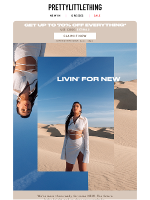 PrettyLittleThing USA - Private reminder: New clothes needed ✨