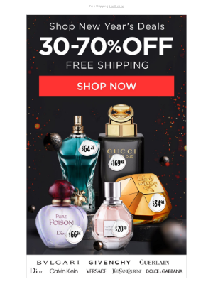 FragranceX - ☺ Because we appreciate you, use this promo code!