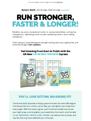 """Why """"Runner Strong"""" Is NOT Bodybuilding!"""