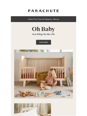 Parachute Home - Baby, Baby, Baby, Baby, Baby...