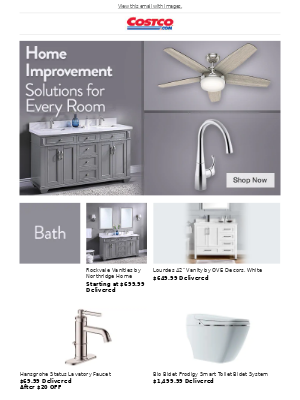 Costco - Make Your House into a Costco Home - Shop for Every Room!