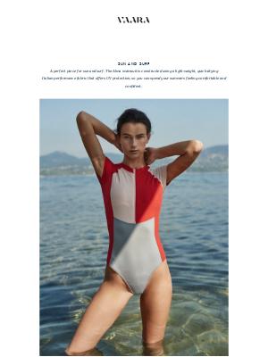 Hello, Summer | The Alma Swimsuit