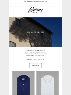 Relaxed Shirts