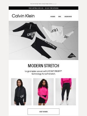 Calvin Klein - Modern Stretch