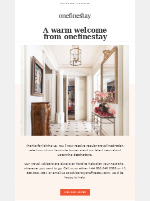 onefinestay - Renowned hospitality for the finest homes