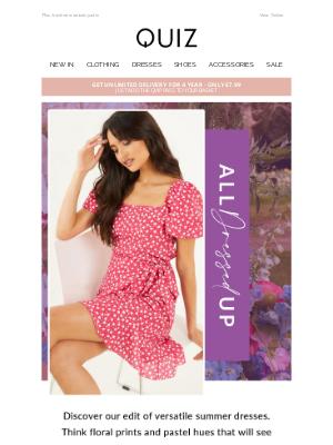 Quiz Clothing (UK) - New in dresses 👗