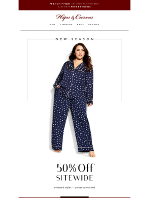 Hips and Curves - Spot On Style | Shop 50% Off* Sitewide