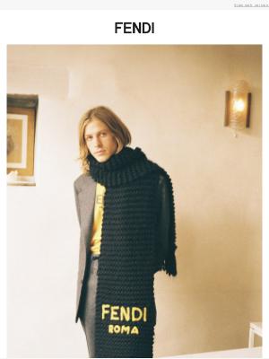 Fendi (UK) - Winter Essentials