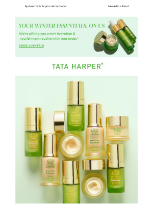 Tata Harper Skincare - Eye See the Signs 👀