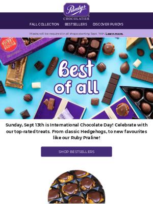 Purdys Chocolatier - The Best of Purdys 💜