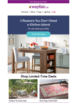 Everyone's ditching their kitchen islands – and here's why