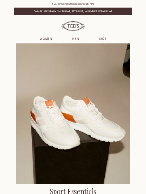 TOD'S - Tod's Sneakers Mode