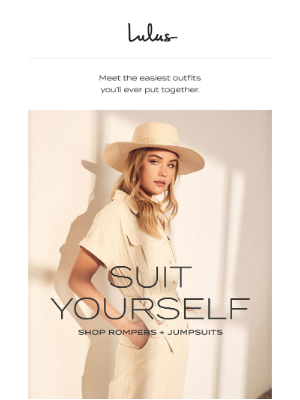 Best. Jumpsuits. EVER | New Neutrals For Spring