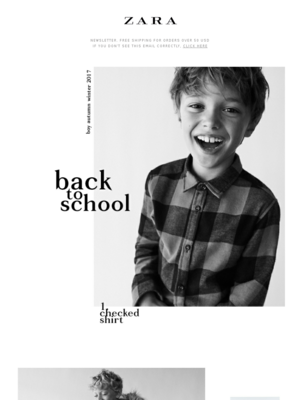 Kids | Back to school