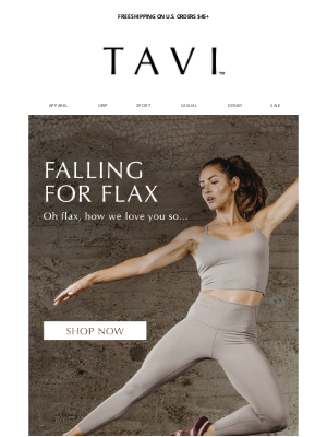 Beyond Yoga - Falling For Flax