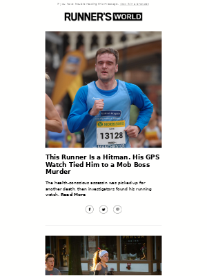 This Runner Is a Hitman. His GPS Watch Tied Him to a Mob Boss Murder