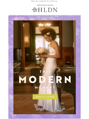 NEW | Modern magic for brides & maids.