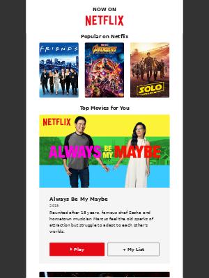 Netflix tonight?