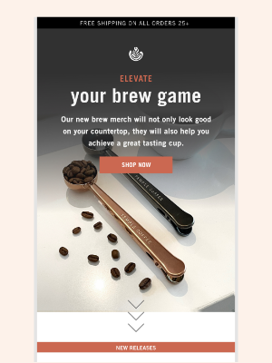 Temple Coffee Roasters - Elevate your brew game.