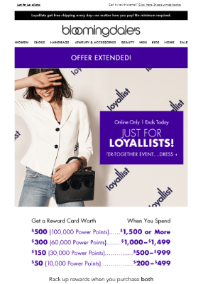 Extended! Get a Reward Card worth up to $500
