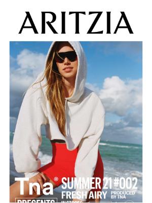 Aritzia (CA) - Tna Summer 21 — Release 002