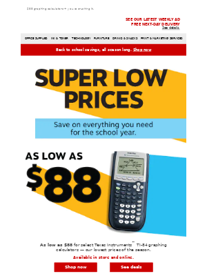 Math making your head spin? You need this deal.
