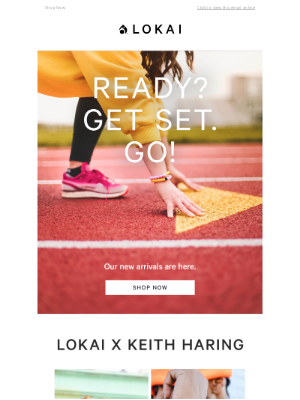 Lokai - New Arrivals For Your Balance Journey