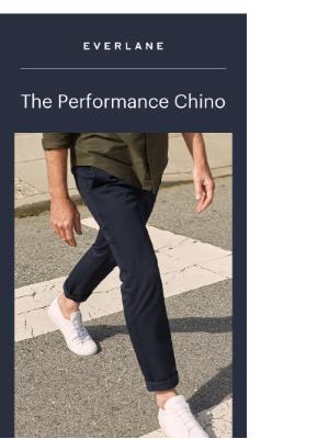 Everlane - The Performance Chino