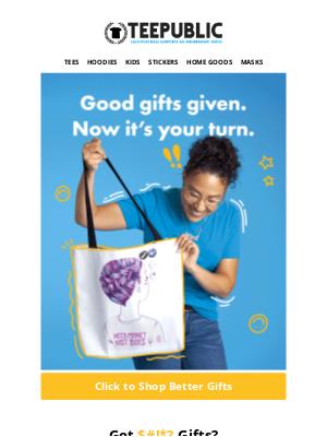 TeePublic - Grandma gave you some cash?