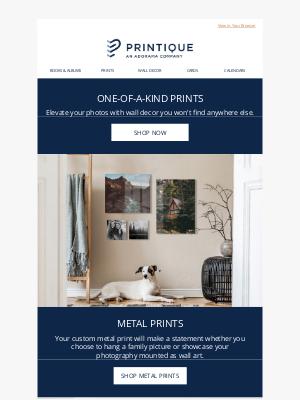 Printique - Create a One-of-a-Kind Print