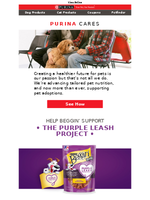 Purina - See how we're advancing pet nutrition