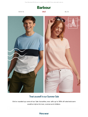Summer sale staples   Exclusive offers continue