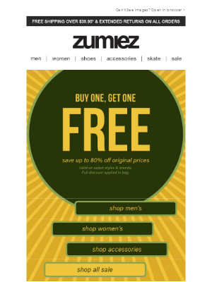 Zumiez - Re-Stocked 4HUNNID + New Nyjah's & RIPNDIP Slides