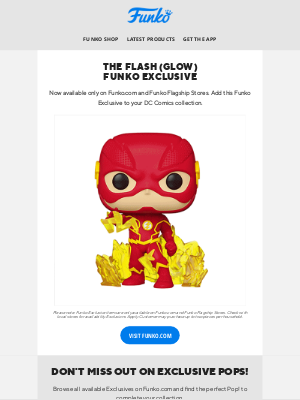 Funko - Now you can pin down