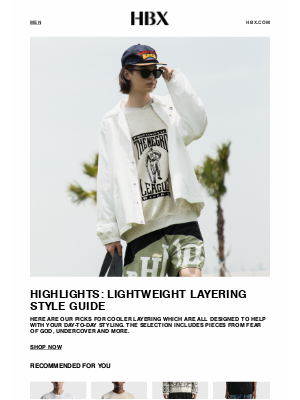HYPEBEAST - Streetwear Essentials from Palm Angels, Fear of God and More