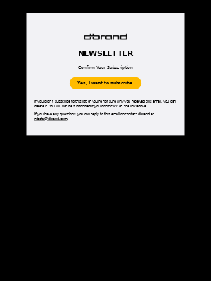 Confirm Your Subscription