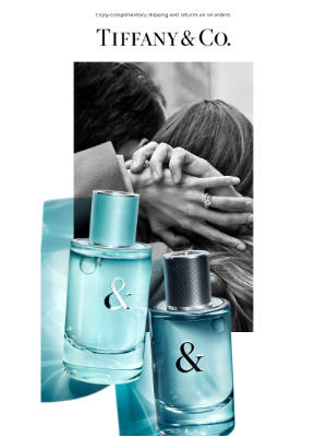 Introducing the New Tiffany & Love Fragrances
