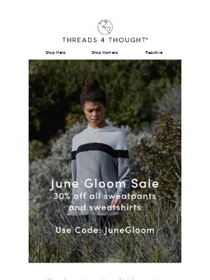 Sale | 30% Off M/W Hoodies & Sweats!