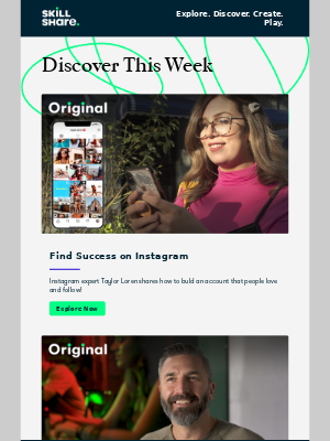 Discover Now: Instagram Success, Cinematography, and More!