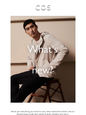 COS - New arrivals | Your favorite cardigan is back!