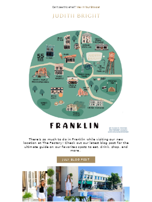 🚘 Your Guide For A Day Trip to Franklin! 🚘