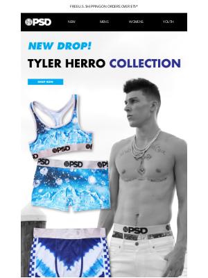 PSD Underwear - Drop 🚨 // Tyler Herro Collection