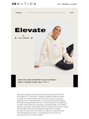 P.E NATION (AU) - ELEVATE WITH LEAH SIMMONS
