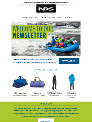 NRS - Get Started with your NRS e-News Subscription