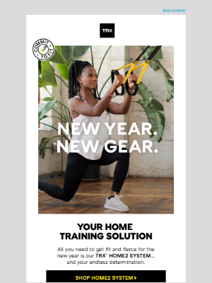 TRX Training - Get Fit At Home with HOME2