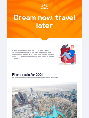 Skyscanner (UK) - The world will wait for you…✈️