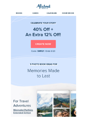 5 photo book ideas to celebrate your story