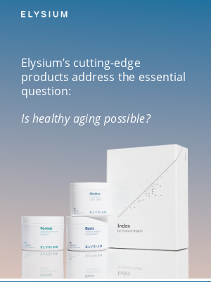 Elysium Health - Harness the Power of Science to Support Healthy Aging 4 Ways