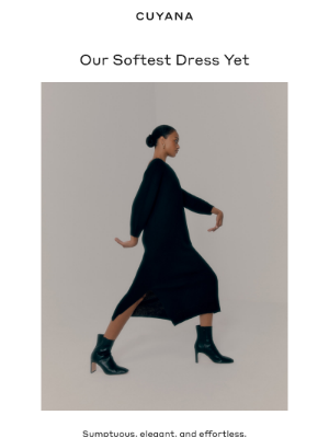 Cuyana - It's Here: Our Softest Dress Yet